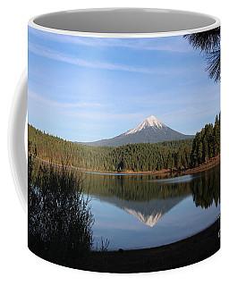 Mt Mclaughlin Or Pitt Coffee Mug