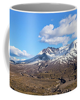 Mt Saint Helens Coffee Mug