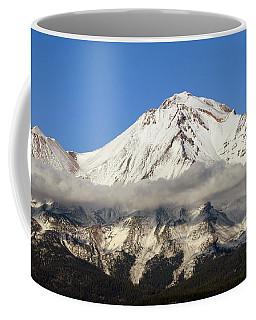 Mt. Shasta Summit Coffee Mug by Holly Ethan
