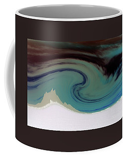 Mt Snowstorm Coffee Mug
