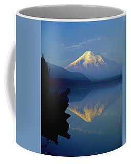 1m4907-v-mt. St. Helens Reflect V  Coffee Mug