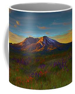 Mt. St. Helens Sunrise Coffee Mug