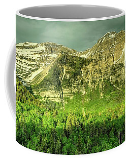 Mt. Timp Coffee Mug