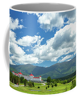 Mt Washington Hotel Coffee Mug