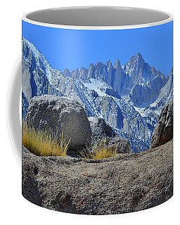 Mt. Whitney - Highest Point In The Lower 48 States Coffee Mug