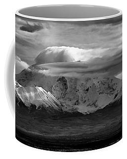 Mt Drum Coffee Mug