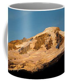 Mt.baker At Sunset  Coffee Mug