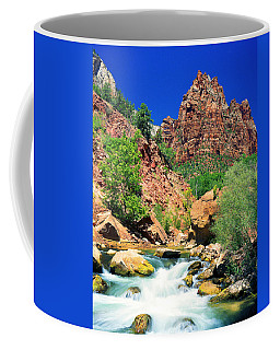 Mt.moroni / Virgin River Coffee Mug