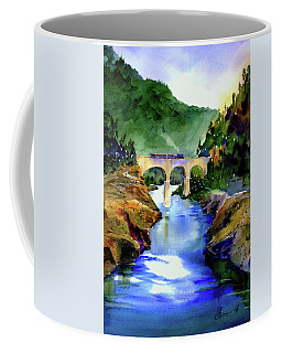 Mtn Quarries Rr Bridge Coffee Mug