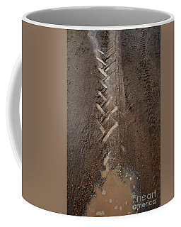 Coffee Mug featuring the photograph Mud Escape by Stephen Mitchell