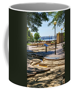 Mud Island Park Coffee Mug
