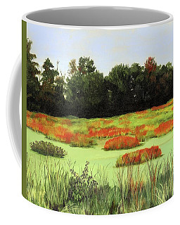 Mud Lake Marsh Coffee Mug