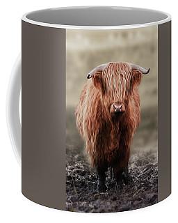 Muddy Moo The Heilan Coo Coffee Mug