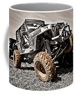 Muddy Super Swamper Tj Coffee Mug
