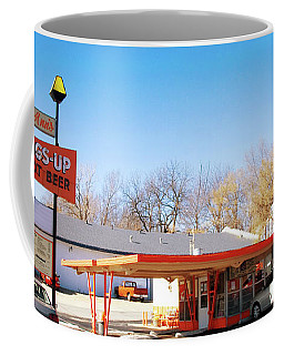 Coffee Mug featuring the photograph Mugs Up Root Beer by Andee Design
