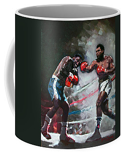 Boxing Coffee Mugs