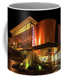 Muhammad Ali Center Coffee Mug