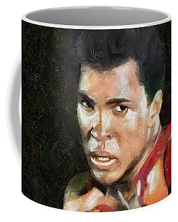 Muhammad Ali - Legend Coffee Mug