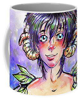Mulberry Faun Coffee Mug