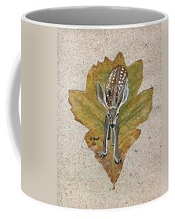 Mule Dear Fawn Coffee Mug