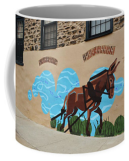 Mulo Mural Coffee Mug by JAMART Photography
