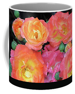Multi-color Roses Coffee Mug
