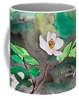 Multiflora Rosa Coffee Mug