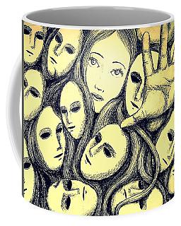 Multiple Personalities Coffee Mug