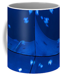Multiplication - Jellyfish Coffee Mug by Menega Sabidussi