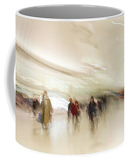 Multitudes Coffee Mug