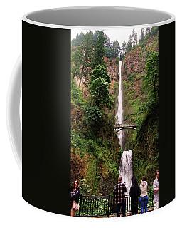 Multnomah Falls, Columbia River Gorge, Or Coffee Mug