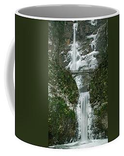 Multnomah Falls Ice Coffee Mug