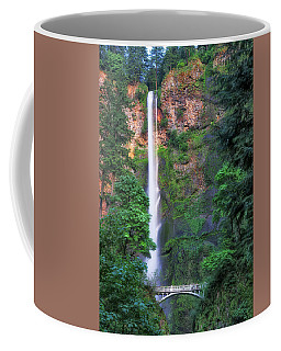Multnomah Falls Portland Oregon Coffee Mug