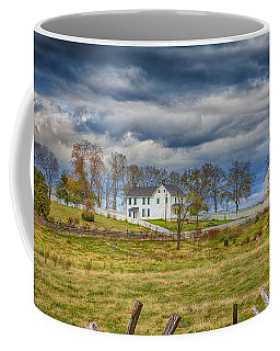 Mumma Farm Coffee Mug by John M Bailey