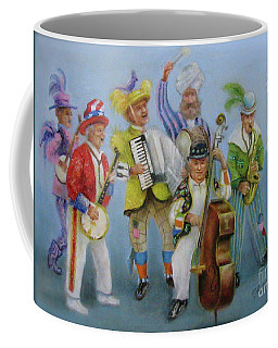 Mummers Jam Session Coffee Mug