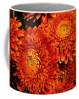 Mums In Flames Coffee Mug