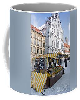 Munich Fruit Seller Coffee Mug