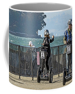 Municipal Pier Coffee Mug