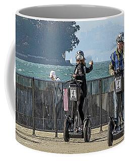 Municipal Pier Coffee Mug