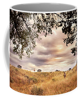 Coffee Mug featuring the photograph Munson Morning by John Poon