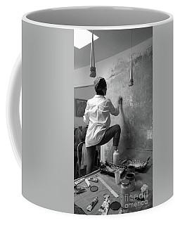 Mural Behind The Scene 2018b Coffee Mug