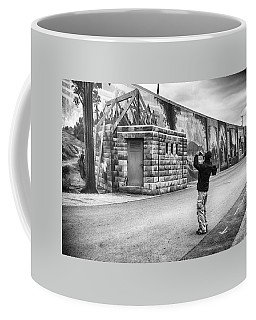 Mural Photo Coffee Mug