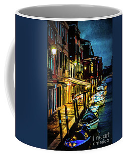 Murano At Night. Coffee Mug