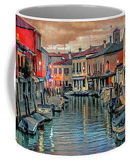 Murano Twilight Coffee Mug
