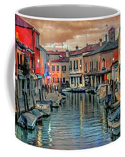 Murano Twilight Coffee Mug