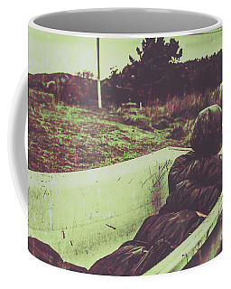 Murder Body Bag Coffee Mug by Jorgo Photography - Wall Art Gallery