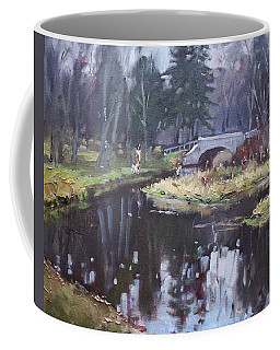 Murder Creek Ny Coffee Mug