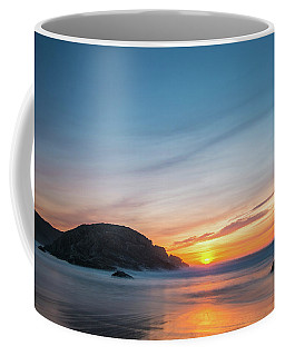Murder Hole Beach Coffee Mug