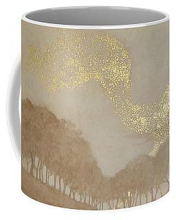 Murmuration Of Light, 2015 Coffee Mug