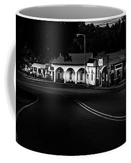 Murphy Chop House Sunrise In Black And White Coffee Mug